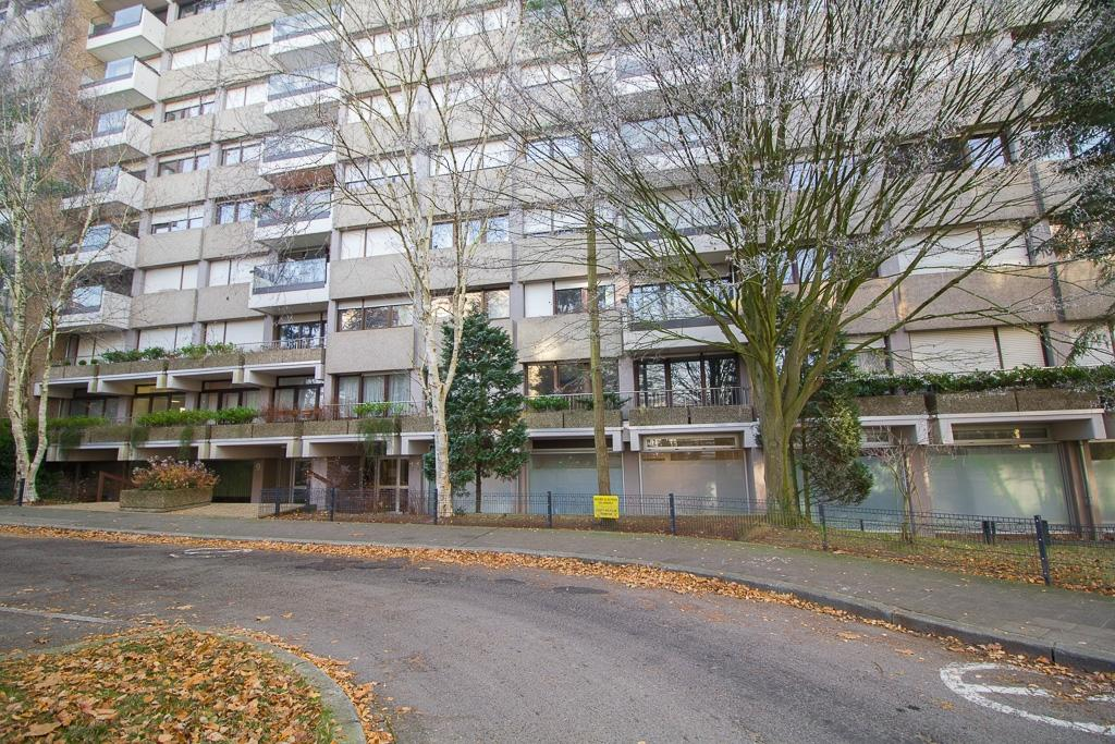 Luxembourg - Kirchberg - rue Jean-Pierre Sauvage