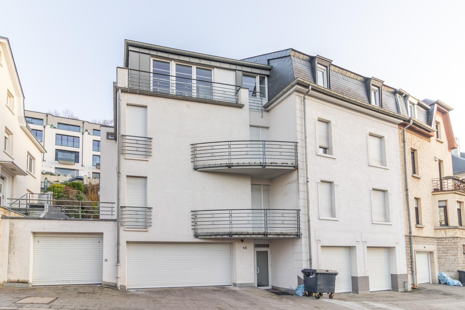 Luxembourg - Weimerskirch - rue des Sources